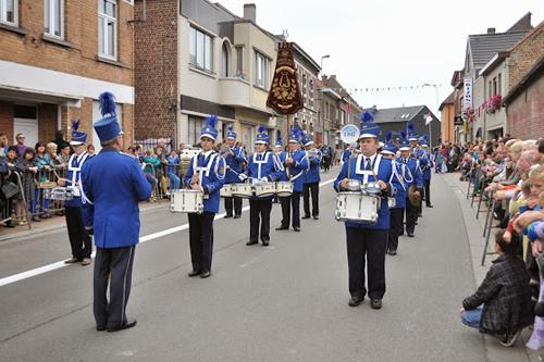 Huidige Harmonie in actie 2013