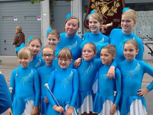 Majorettenkorps 2013