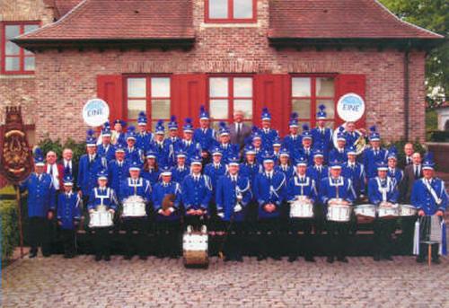 Groepsfoto oude Harmonie