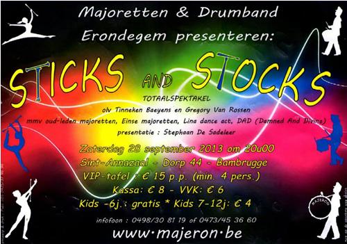 Sticks & Stocks 2013