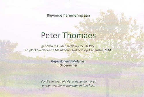 Peter Thomaes