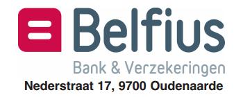 Belfius - Bank & Verzekeringen