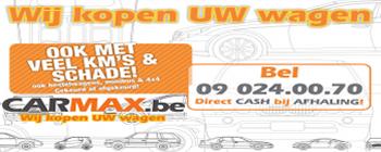 Carmax - Wij kopen UW wagen